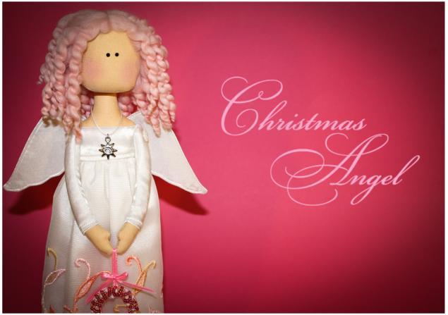 121124162824 Мастер класс Ангел своими руками к Новому году!