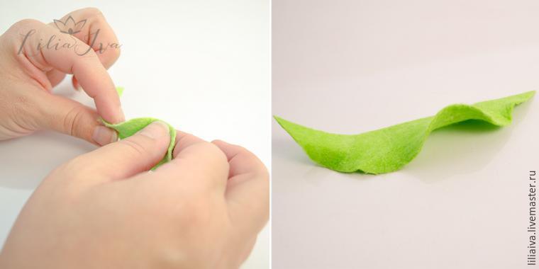 Шьем шапочку-капусту для детского капустника, фото № 8