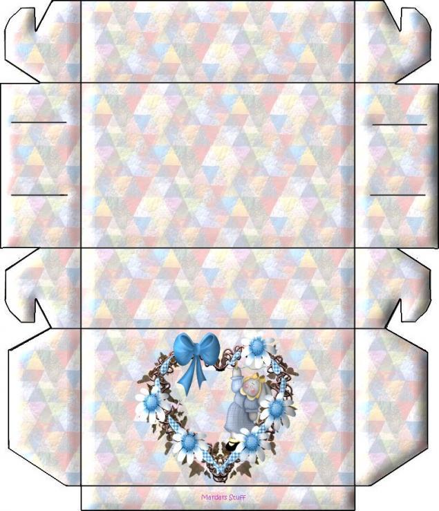 Коробочки и конверты своими руками из бумаги