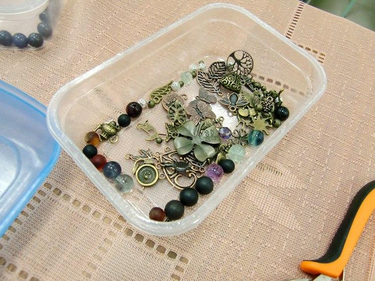 мастер-класс, браслет, фурнитура для украшений, инструменты