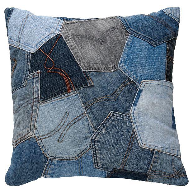 Изделия своими руками из джинсовой ткани
