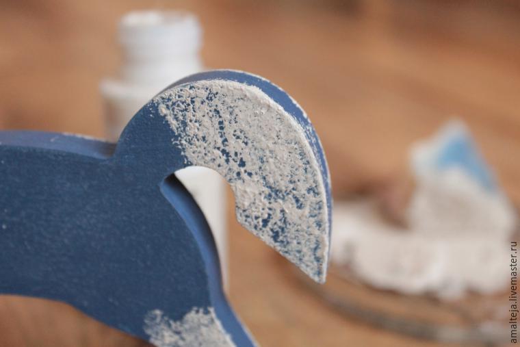 DIY Swan Horse in the Decoupage Technique, фото № 4