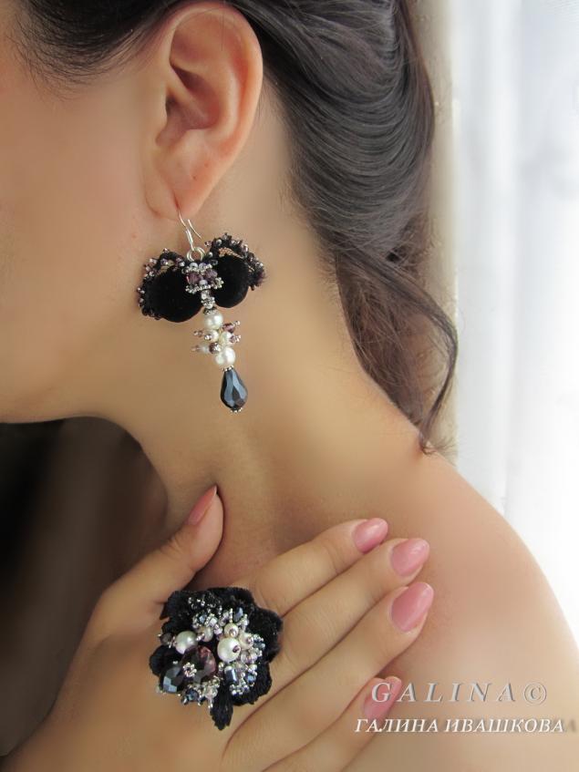 украшения из бисера, браслеты, galjushka2 handmade