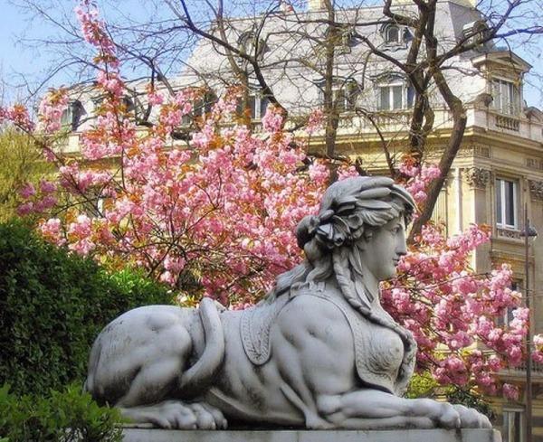 Весенний Париж, дыхание теплого ветра, фото № 12