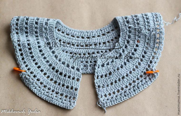 схемы вязания крючком платья для девочек с подробным описанием Prakard