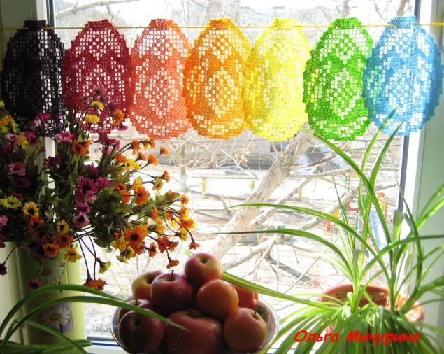 Фото 2 – Пасхальные яйца «