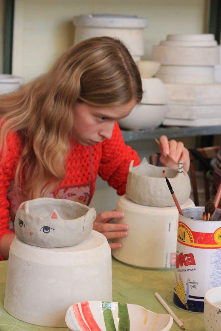 Керамика мастер-класс екатеринбург