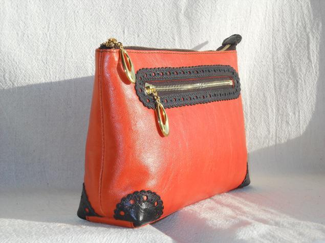 сумка ручной работы, косметичка