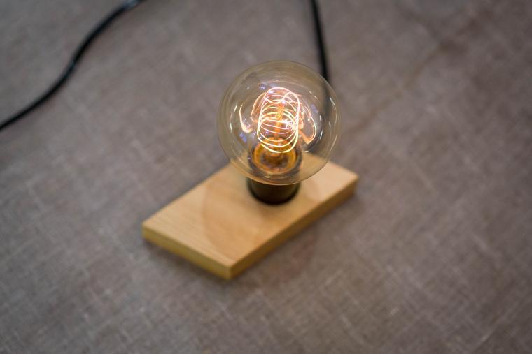 edison bulb, винтажная лампа, американский стиль
