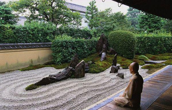 Микромиры: японские сады камней, фото № 4