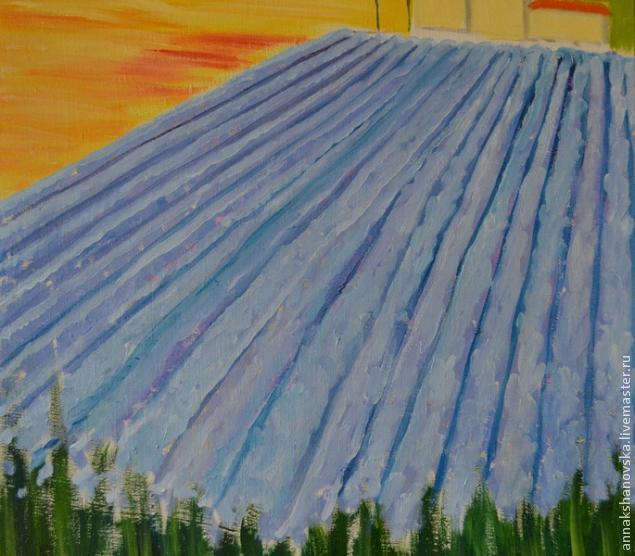 Живопись масляными красками. Пишем картину