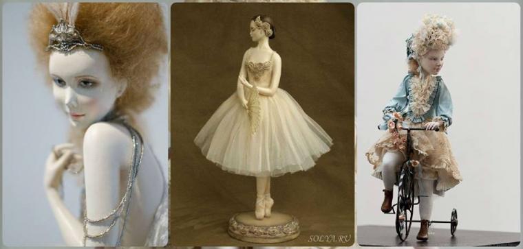куклы, художник по куклам, индивидуальность