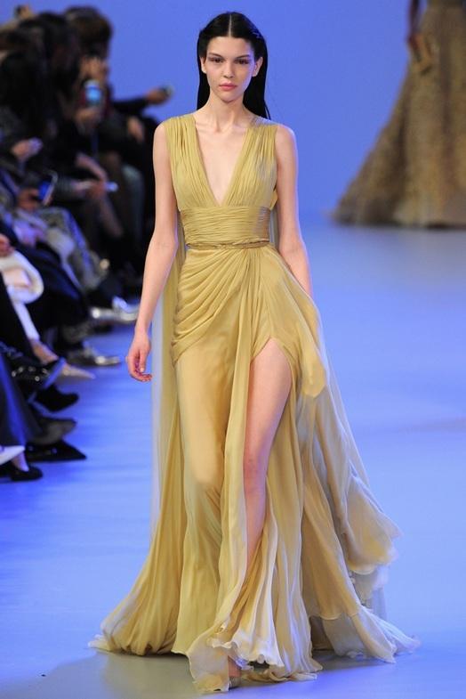Elie Saab Haute Couture Весна-Лето 2014, фото № 22