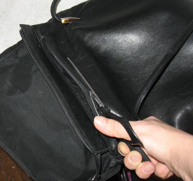 875afebd36f1 Переделка кожаной сумки. – Ярмарка Мастеров