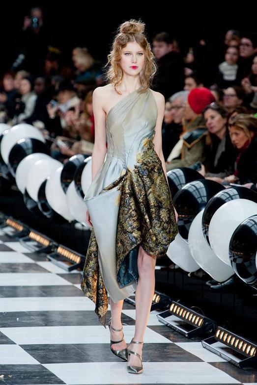Franck Sorbier Haute Couture весна-лето 2014, фото № 9