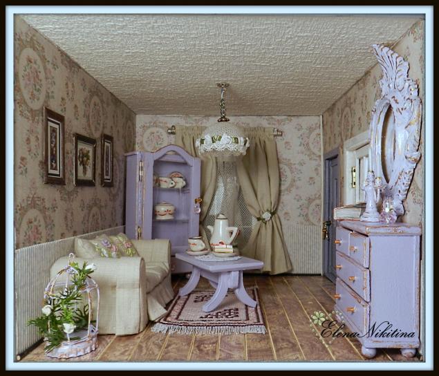 Кукольный дом. Двухкомнатный коттедж., фото № 10
