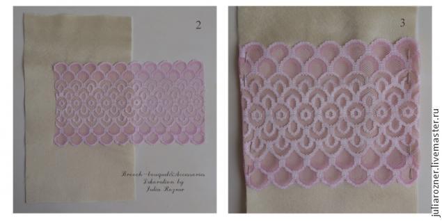 Как сделать потайной шов на швейной машинке