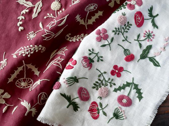 Пособие по ручной вышивке