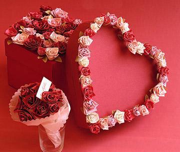 Влюбленное сердце. Оригинальные идеи упаковки подарка., фото № 33