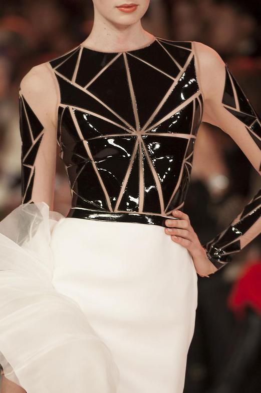 Stephane Rolland Haute Couture весна-лето 2014, фото № 125