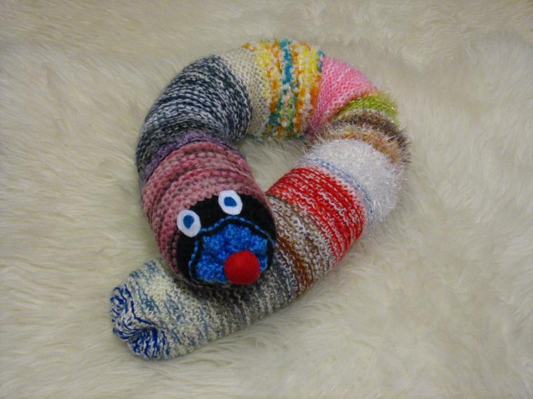 вязание спицами, сувенир
