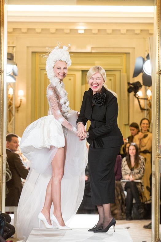 Yanina Haute Couture весна-лето 2014, фото № 26