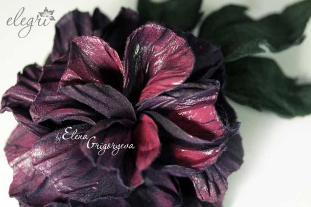 обучение цветы кожа