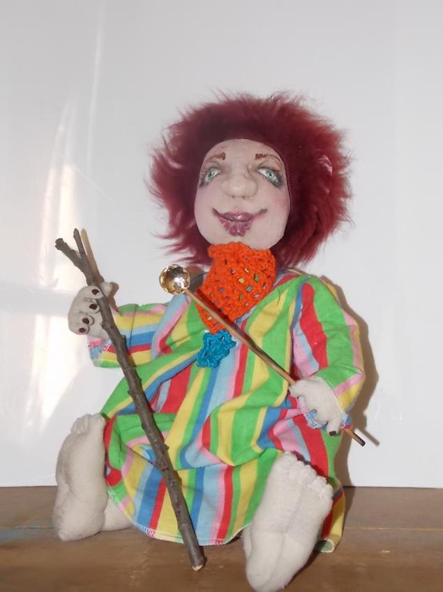 сюжетная кукла, интерьерная кукла