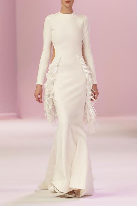 Stephane Rolland Haute Couture весна-лето 2014, фото № 103