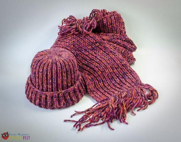 шарф, заказать