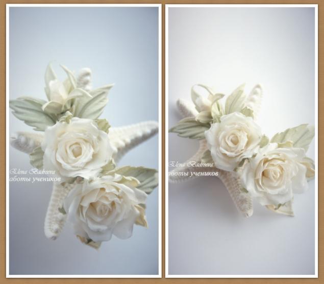 шелковая флористика, обучение цветоделию