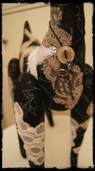 олененок, куклы учкун наталии
