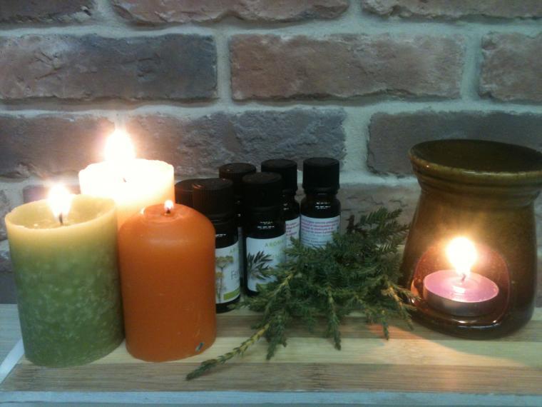 ароматерапия, аромат