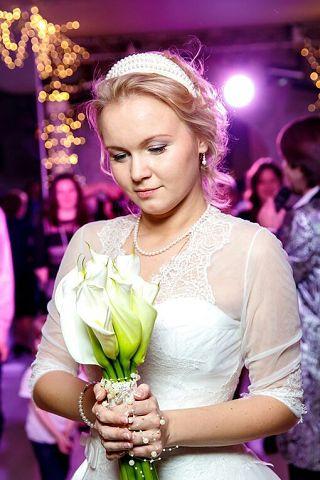 фото, невеста