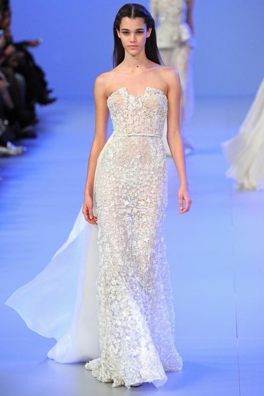 Elie Saab Haute Couture Весна-Лето 2014, фото № 11