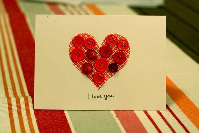 Готовимся ко Дню всех влюбленных: 22 идеи создания валентинок - Ярмарка Мастеров - ручная работа, handmade